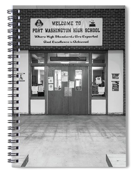 Port Washington High School 24 Spiral Notebook