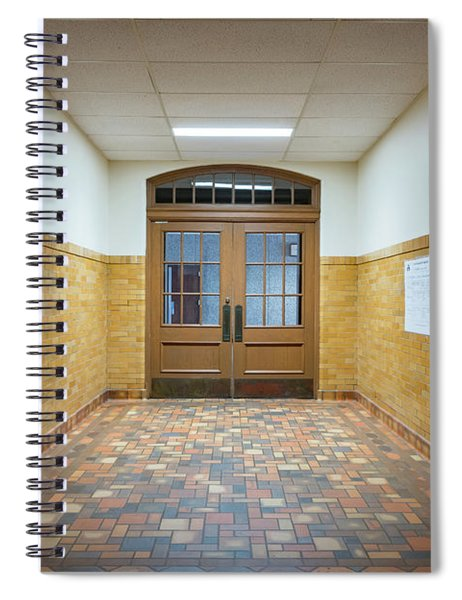 Port Washington High School 27 Spiral Notebook