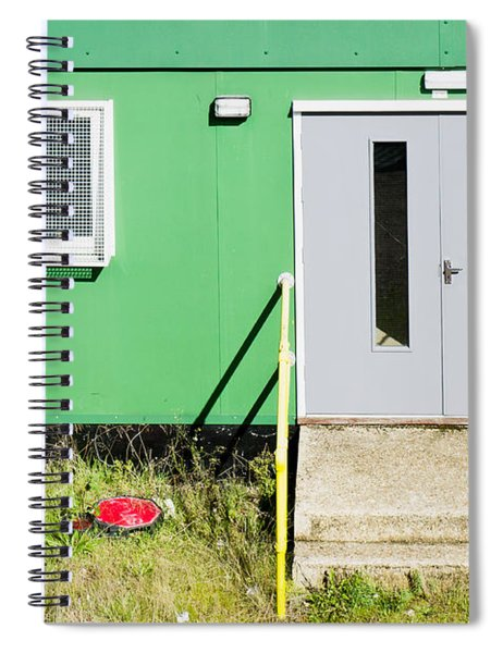 Portable Cabin Spiral Notebook
