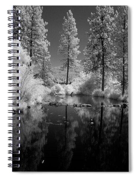 Post Falls Park Spiral Notebook