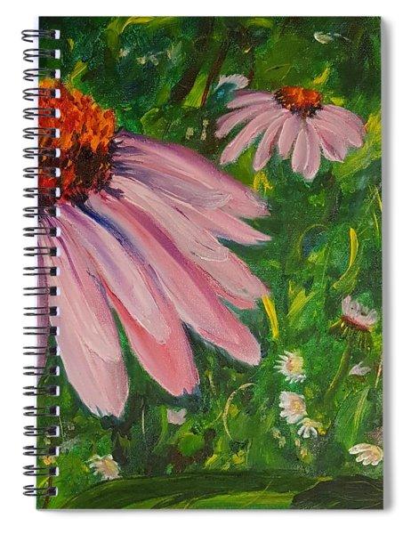 Potent Medicine   76 Spiral Notebook