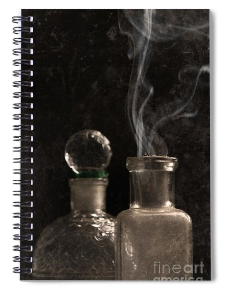 Potions Spiral Notebook
