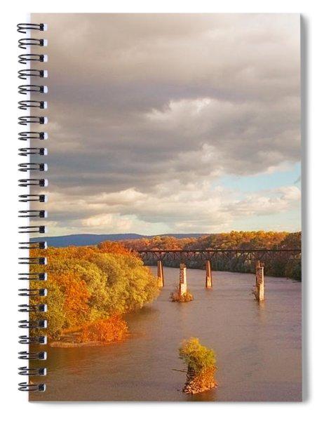 Potomac River Spiral Notebook