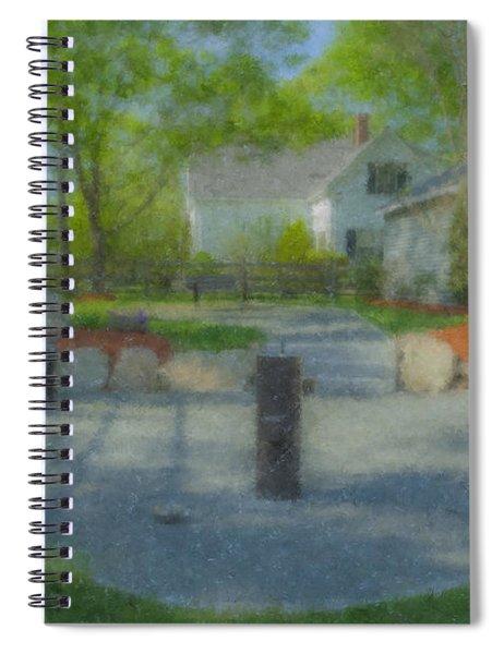Povoas Park Spiral Notebook