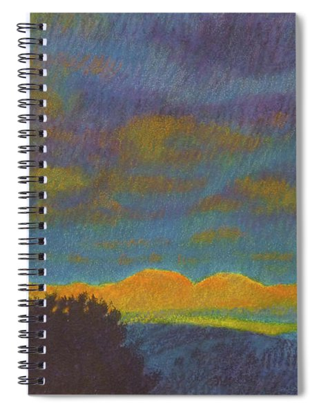 Powder River Reverie, 2 Spiral Notebook