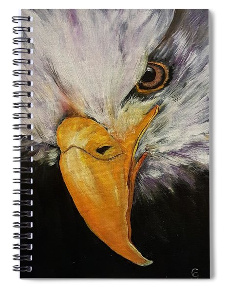 Power And Strength    64 Spiral Notebook