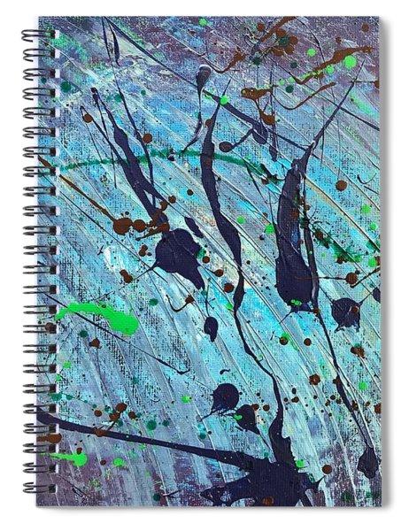 Practice Board - Nightingale Spiral Notebook