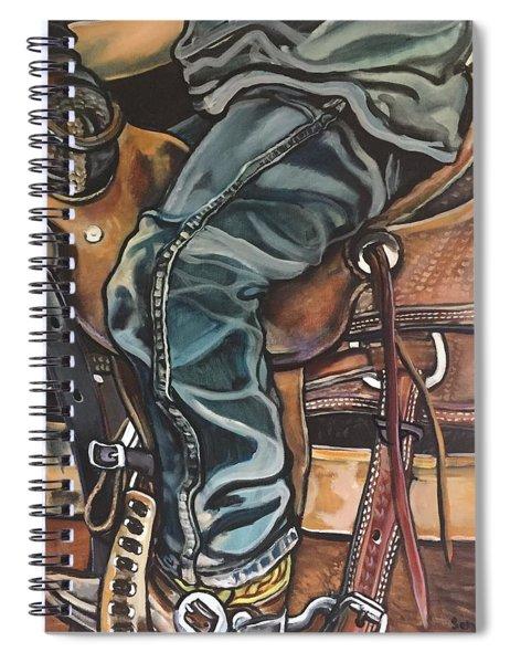 Practice Gear Spiral Notebook