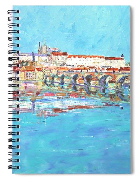 Prague II Spiral Notebook