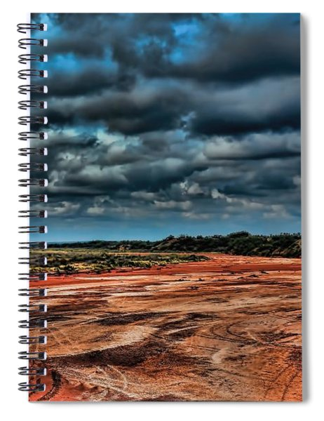 Prairie Dog Town Fork Red River Spiral Notebook