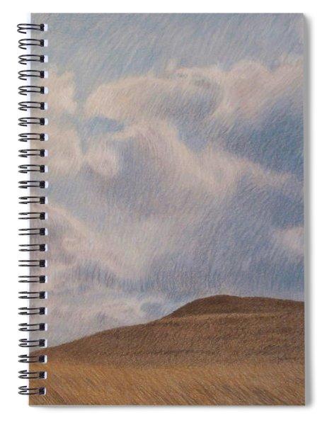 Prairie Hill Spiral Notebook