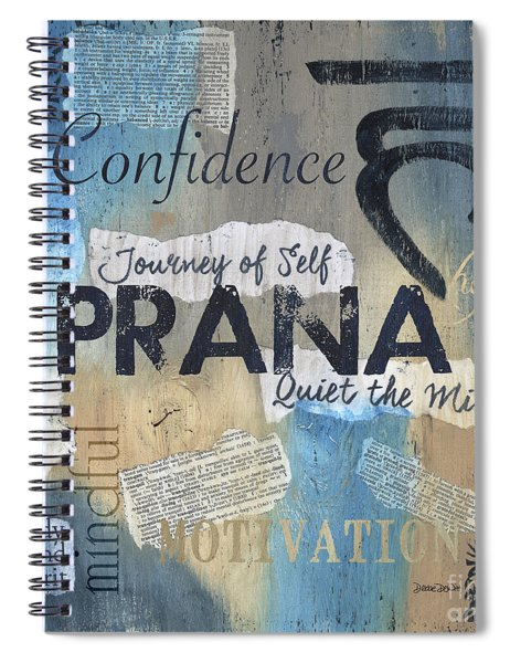 Prana Spiral Notebook