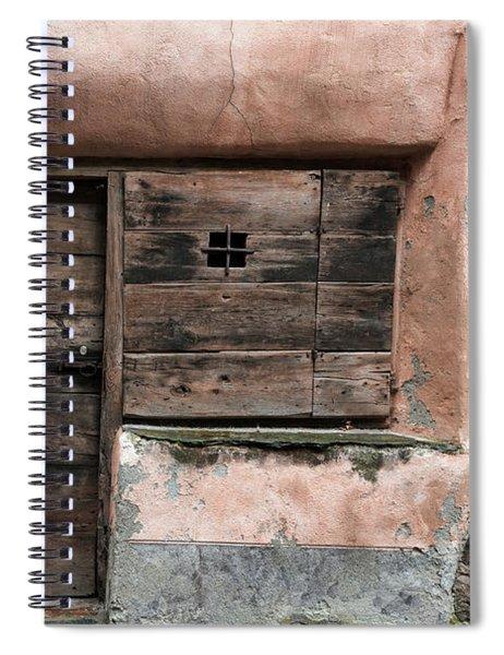 Prato Sornico Spiral Notebook