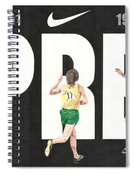 PRE Spiral Notebook