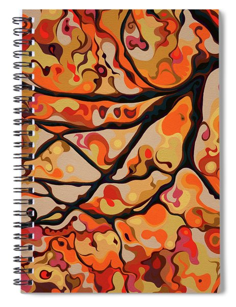 Pre-flight Pavilion Spiral Notebook