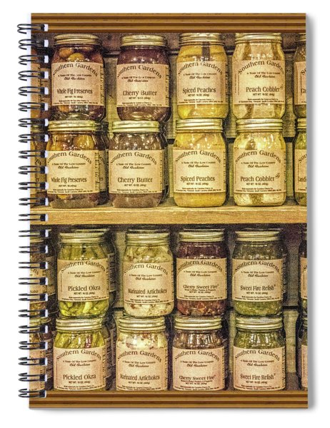 Preserves Spiral Notebook