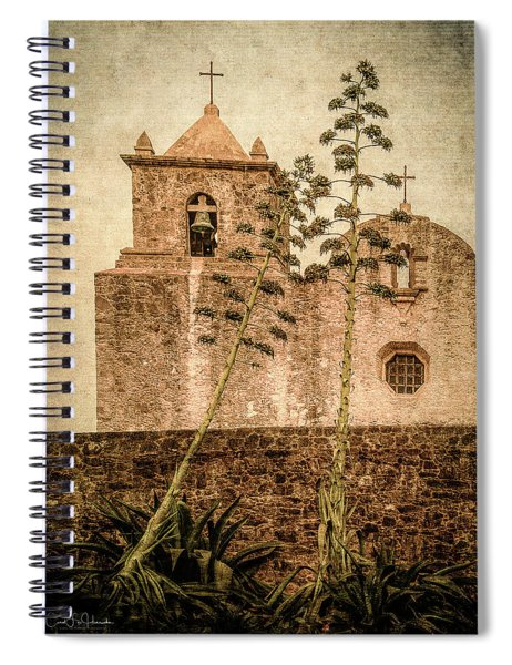 Presidio La Bahia Spiral Notebook
