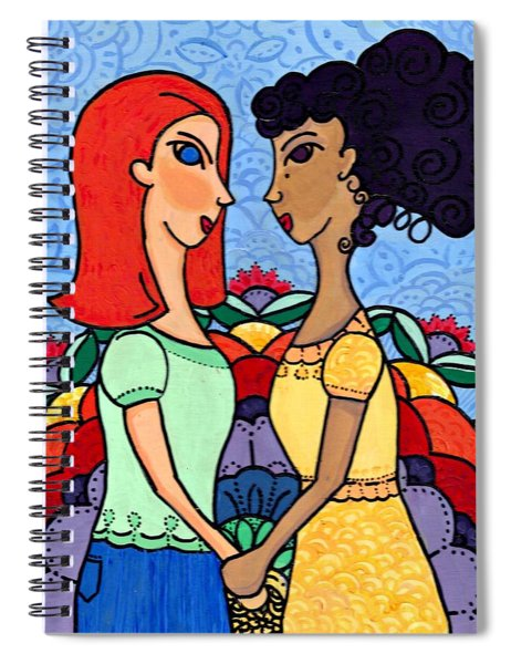 Pride Spiral Notebook