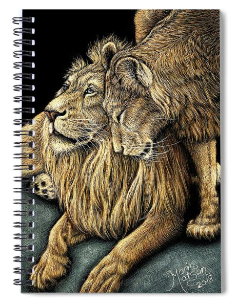 Pride Love Spiral Notebook