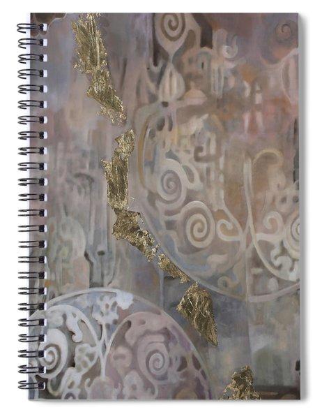 Primo Arabesco Spiral Notebook