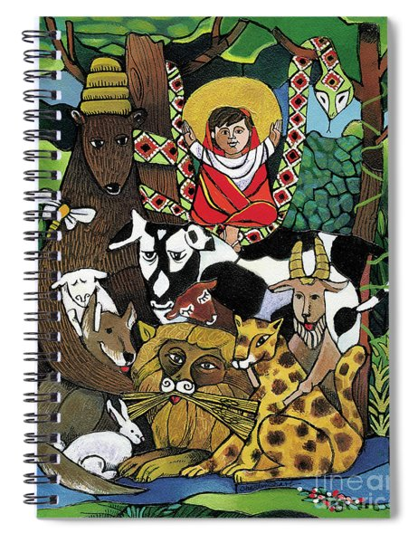 Prince Of Peace - Mmprp Spiral Notebook