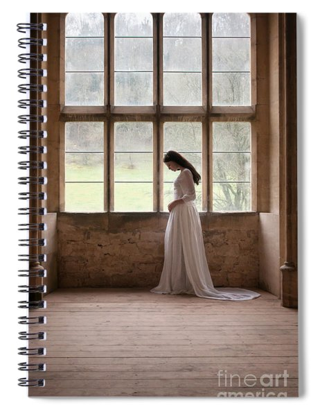 Princess In The Castle Spiral Notebook