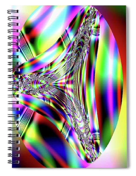 Prism Spiral Notebook