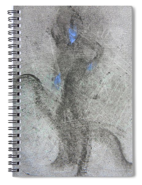 Private Dancer Two Spiral Notebook