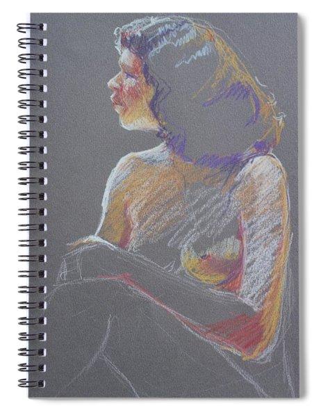 Profile 2 Spiral Notebook