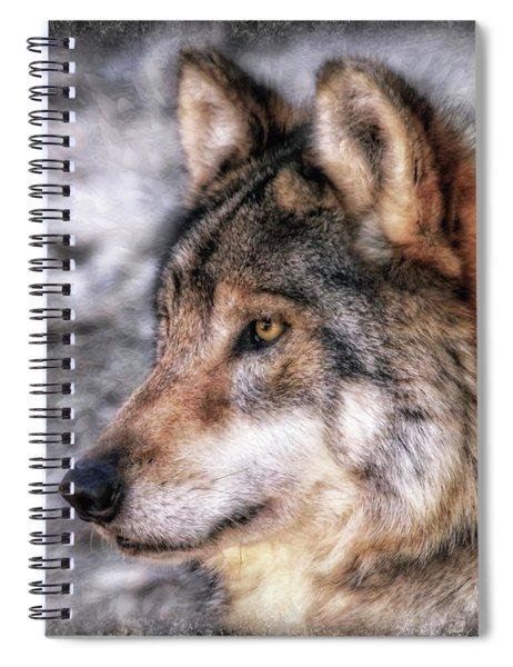 Profiling  Spiral Notebook
