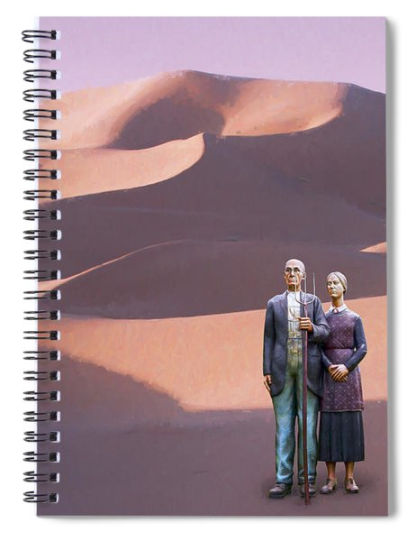 Promised Land Spiral Notebook