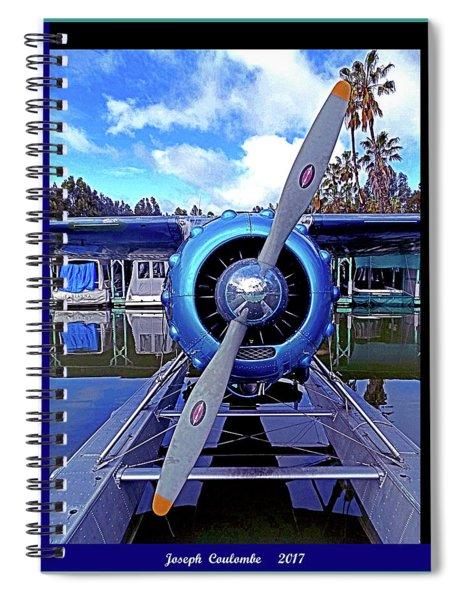 Prop Envy Spiral Notebook