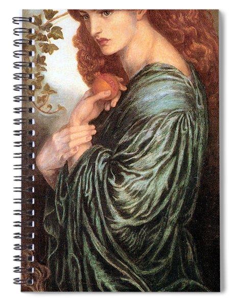 Proserpine 1881 Spiral Notebook