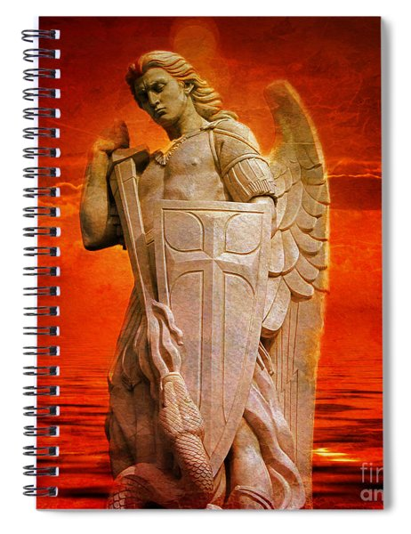 Protect Those Who Serve 2016 Spiral Notebook