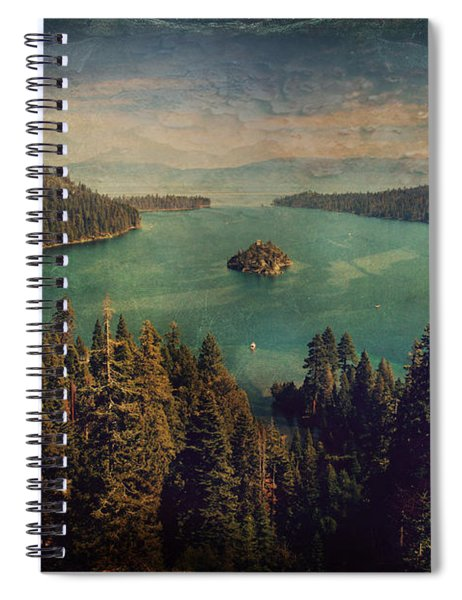 Protection Spiral Notebook