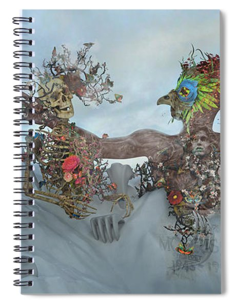 Proud To Be A Part Of This Number Spiral Notebook