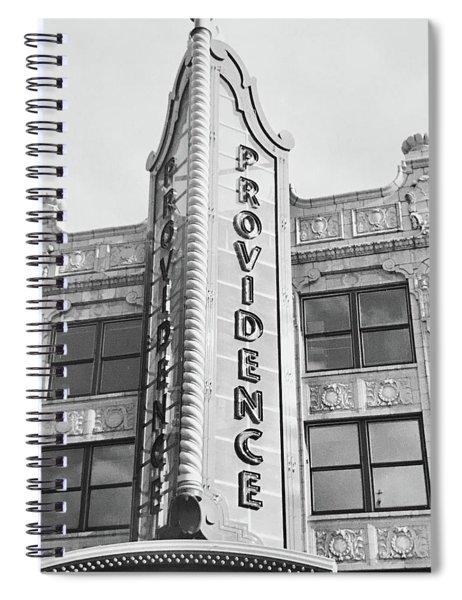 Providence Spiral Notebook