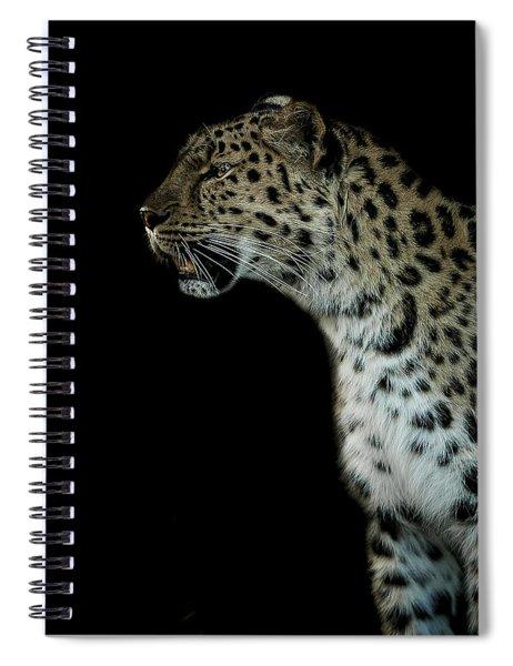 Prowl Spiral Notebook