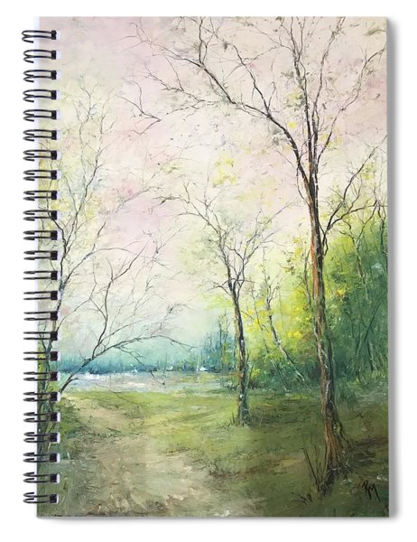 Path Of Life  Psalm 16  11 Spiral Notebook