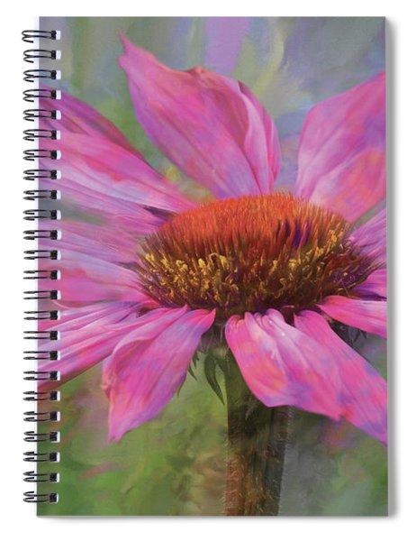 Psychodelia Spiral Notebook