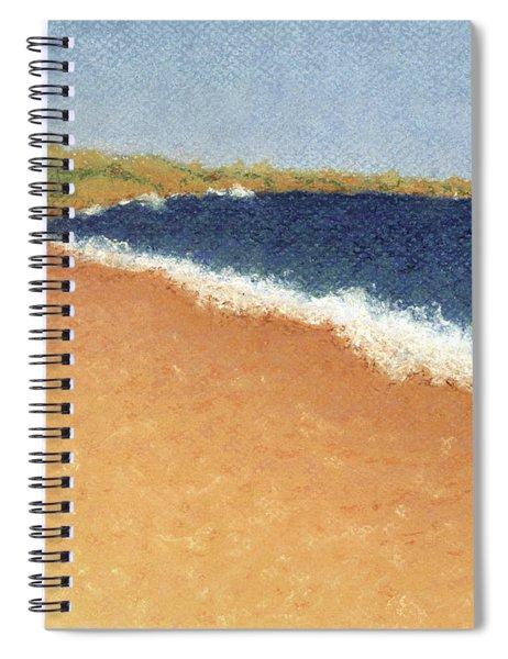 Pt. Reyes Beach Spiral Notebook