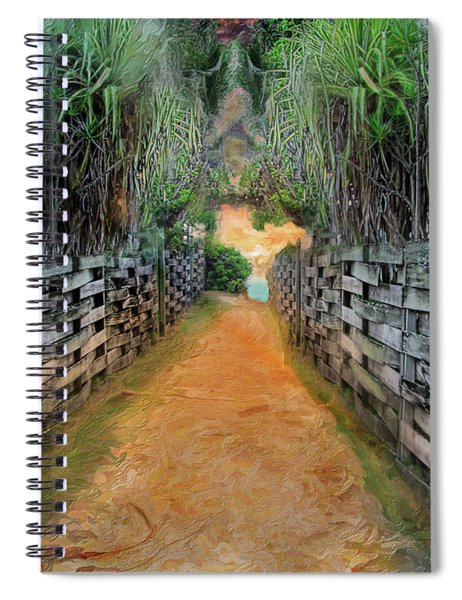 Public Right Of Way Spiral Notebook