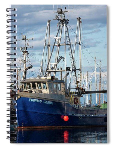 Pubnico Gemini Spiral Notebook