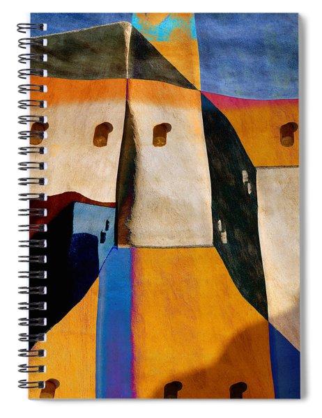 Pueblo Number 1 Spiral Notebook