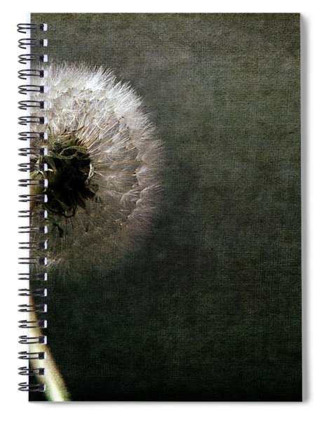 Puff Make A Wish Spiral Notebook