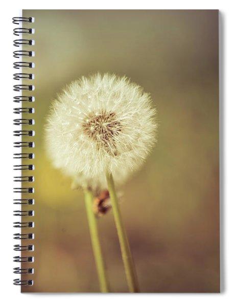 Puffer Spiral Notebook