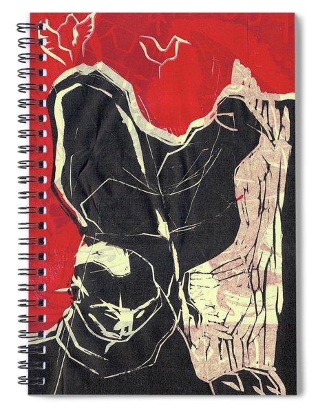 Pugmire Cd Back Sheet Spiral Notebook
