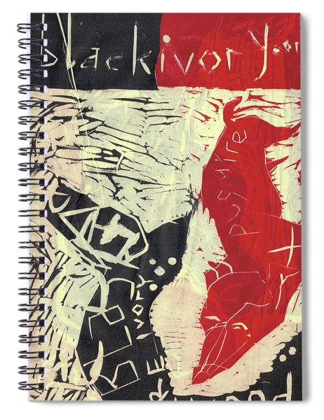 Pugmire Cd Front Sheet Spiral Notebook