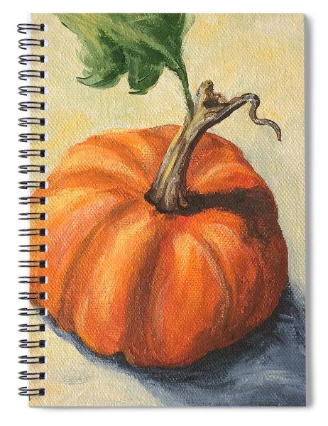 Pumpkin Everything Spiral Notebook