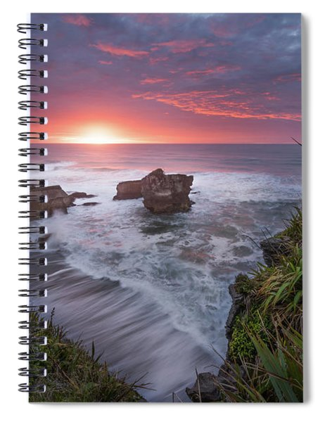 Punakaiki Spiral Notebook